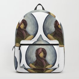 Tear Drop Backpack