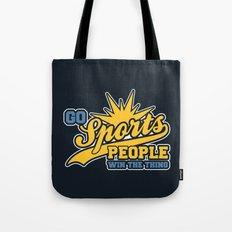 Win Something Tote Bag