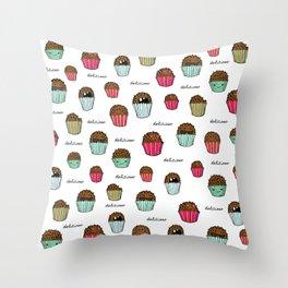 Brigadeiro-delicioso:) Throw Pillow