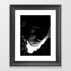 Sleep Framed Art Print