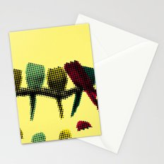Sudden death Stationery Cards