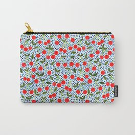 Cherries! by Veronique de Jong Carry-All Pouch
