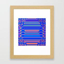 Vividly Framed Art Print