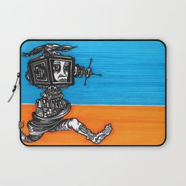 escaping the web Laptop Sleeve