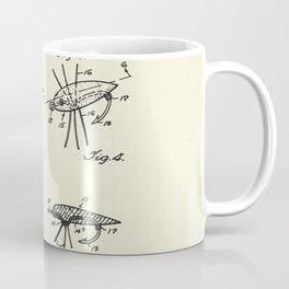 Artificial fish lure-1949 Coffee Mug