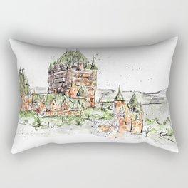 Quebec Rectangular Pillow
