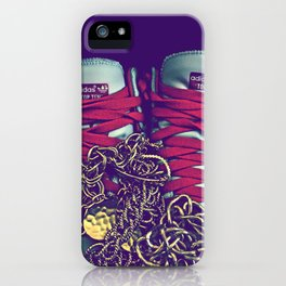 Liu Kang (Kicks) [Color] iPhone Case