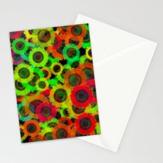 Daisies Fantasy Stationery Cards