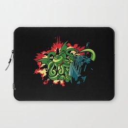 Brickthulhu Laptop Sleeve