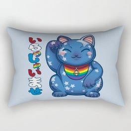 Maneki Neko Liberty Rectangular Pillow