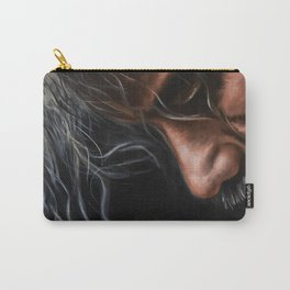 Man in thought Carry-All Pouch
