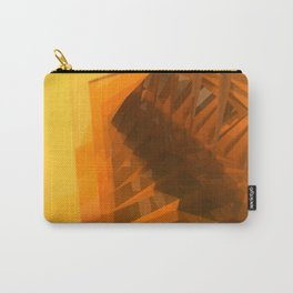 Ordered Light Carry-All Pouch