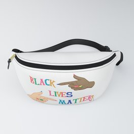 Heart to Heart - BLM Fanny Pack