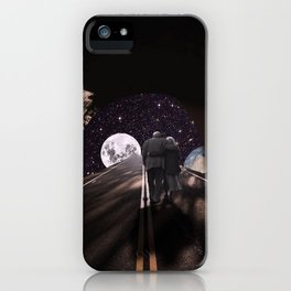 To Space iPhone Case