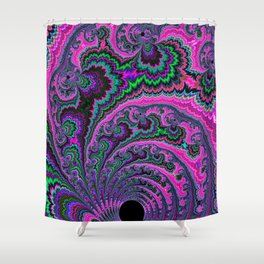 we need more Colors 03 Shower Curtain