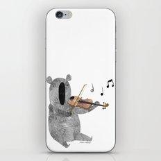 Mr. Stubbs  iPhone & iPod Skin