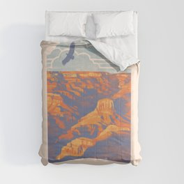 Grand Canyon National Park Comforters
