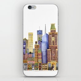Little City iPhone Skin