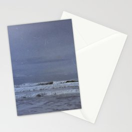 Waves along the Oregon Coast Stationery Cards