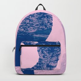 Hirsch Blue Backpack