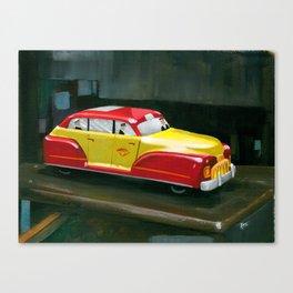 Table Taxi Canvas Print