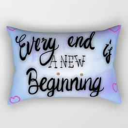 Time after time Rectangular Pillow