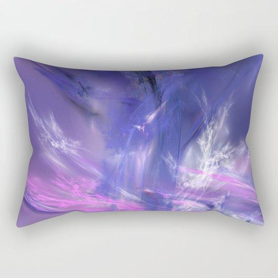 magic ice Rectangular Pillow