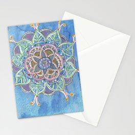 Mandalla Stationery Cards