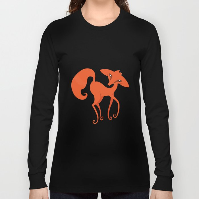 Foxpirit Long Sleeve T-shirt