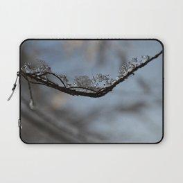 Winter Frozen Laptop Sleeve