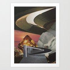 Niemeyers Dream Art Print