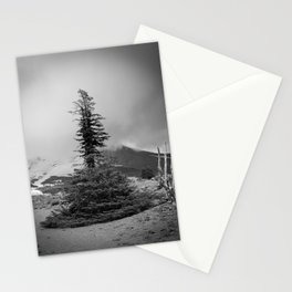 Melted Tree Stationery Cards