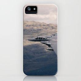 Mach Loop F-15 iPhone Case