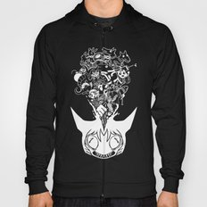 Exploding Head Syndrome Hoody