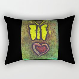Free Your Soul Rectangular Pillow