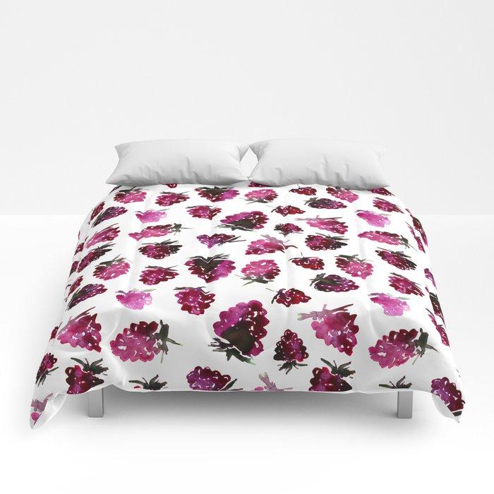 Blackberries Comforters