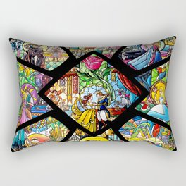 Once Upon a Time, in a faraway land... Rectangular Pillow