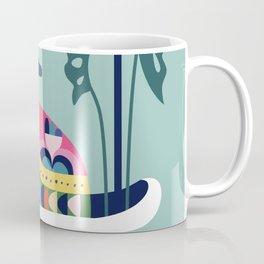 Duckie in the tub Coffee Mug