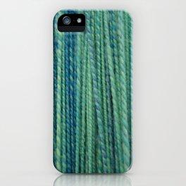 Yarn Bliss iPhone Case