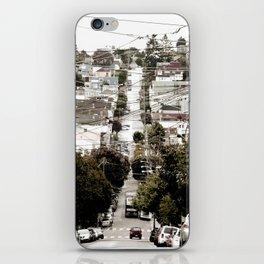 trap iPhone Skin