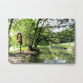 Fairy Swamp Metal Print