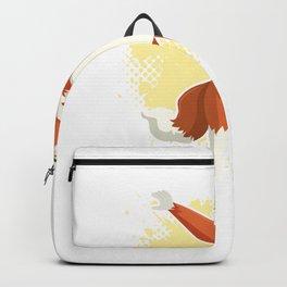 Kinder Großer Bruder Jungen Dabbing Fuchs Shirt Geschenk     Backpack