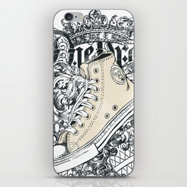 SHOES--DESIGN iPhone Skin