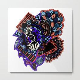 Res Metal Print