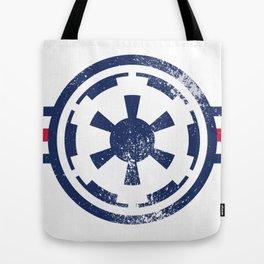 Galactic Air-Force Tote Bag