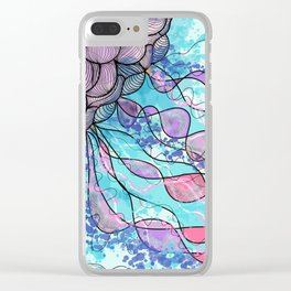 Jelly Welly Clear iPhone Case