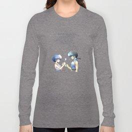 It's Love! PANIC - Ranma Long Sleeve T-shirt