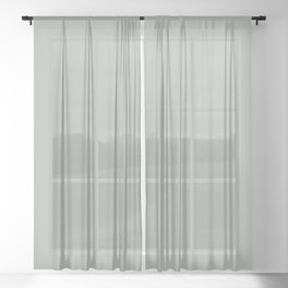 SAGE Sheer Curtain