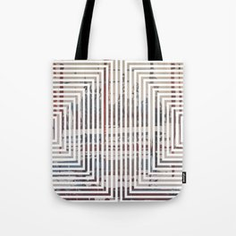 Waterlogged - lined Tote Bag