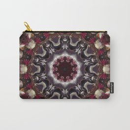 Beauty And The Beet -- A Kaleidoscope Of Beets Carry-All Pouch